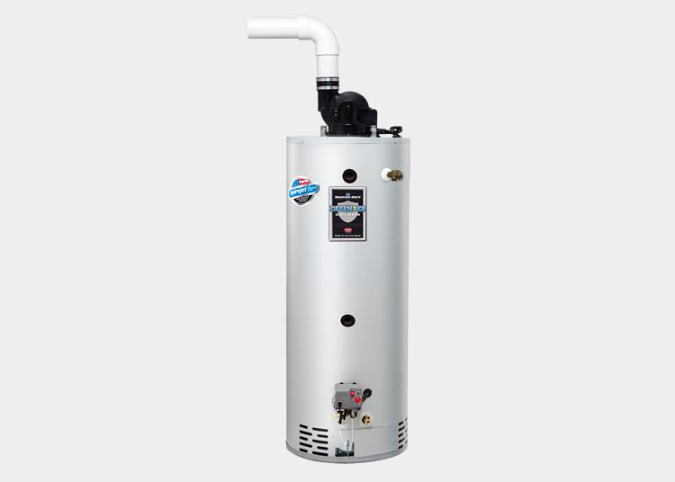 家用强排式燃气热水炉