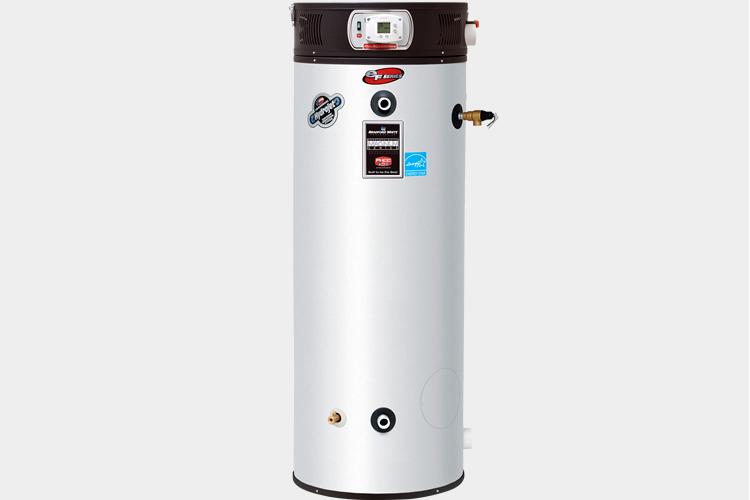 商用冷凝式热水锅炉